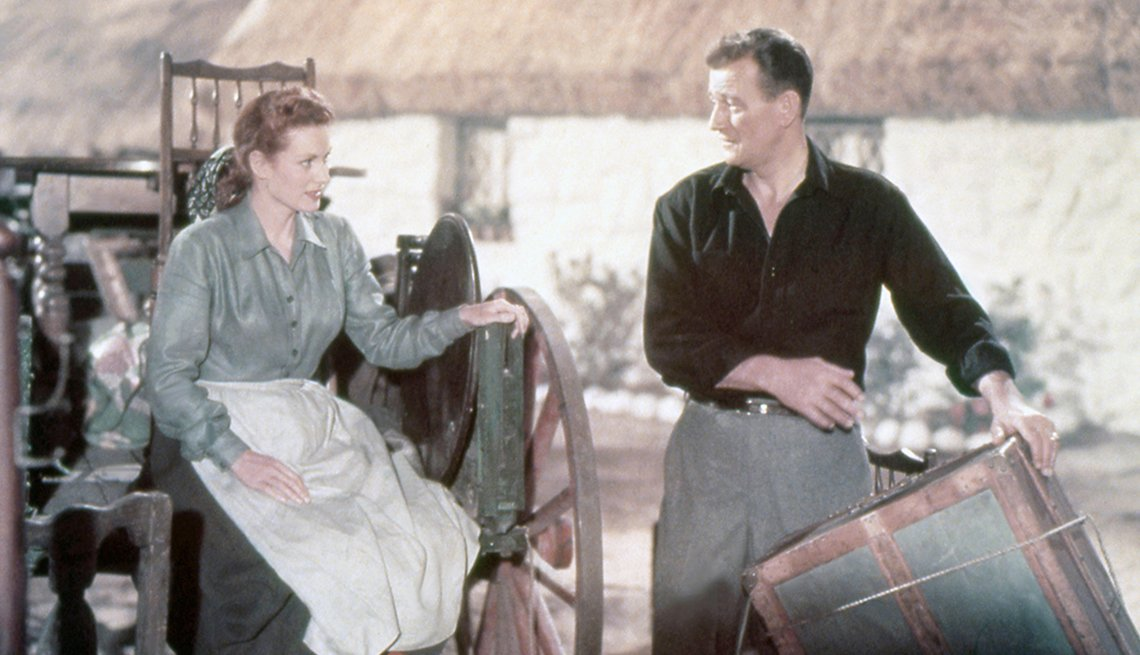 'The Quiet Man', 1950