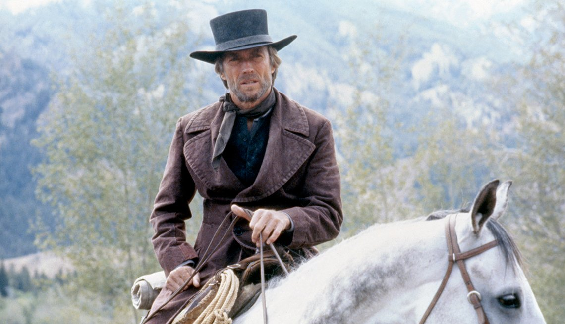 Clint Eastwood, Pale Rider (1985)