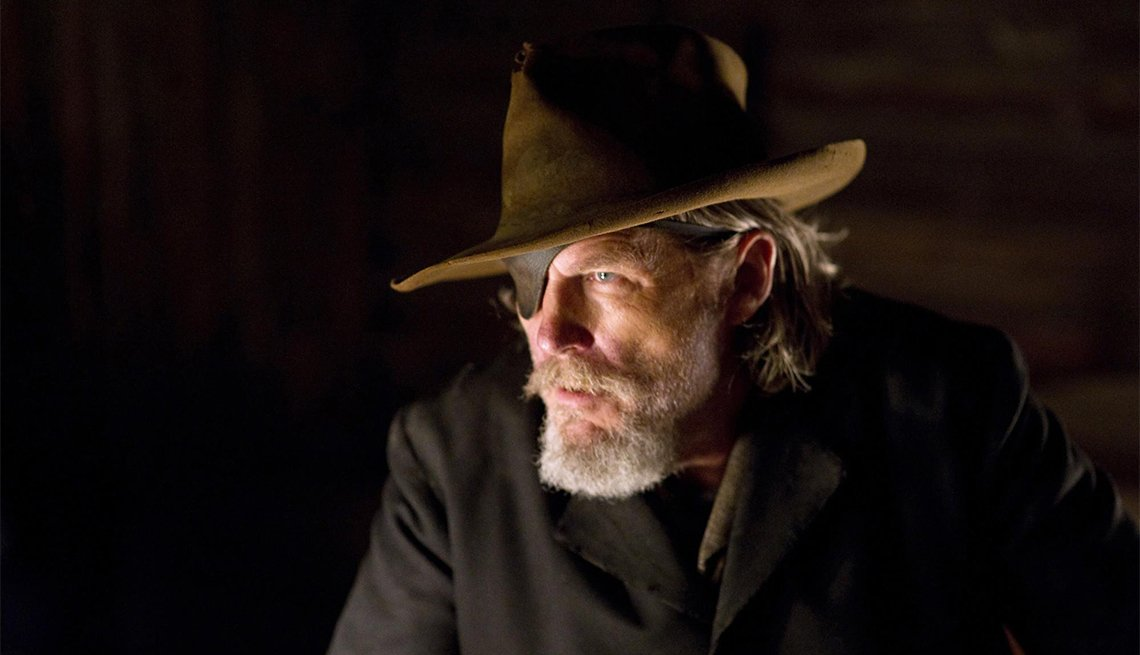 Jeff Bridges, True Grit (2010)