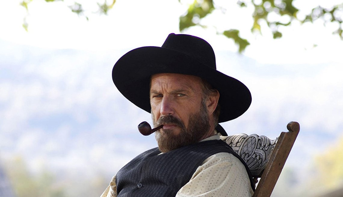 Kevin Costner, Hatfields and McCoys  (2012)