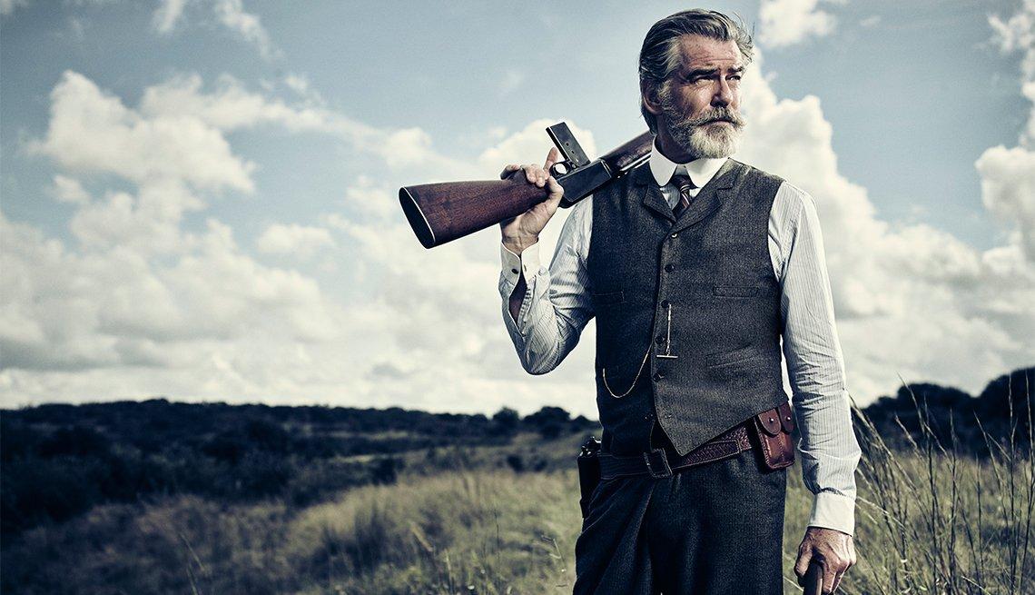 Pierce Brosnan in 'The Son'