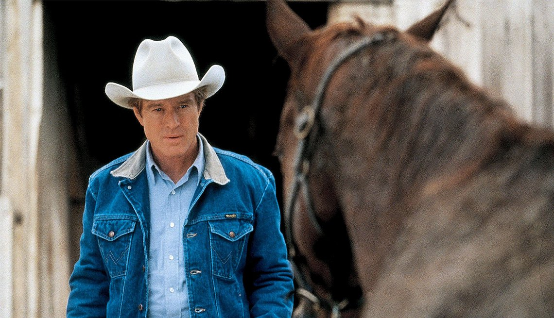 Robert Redford, The Horse Whisperer (1998)