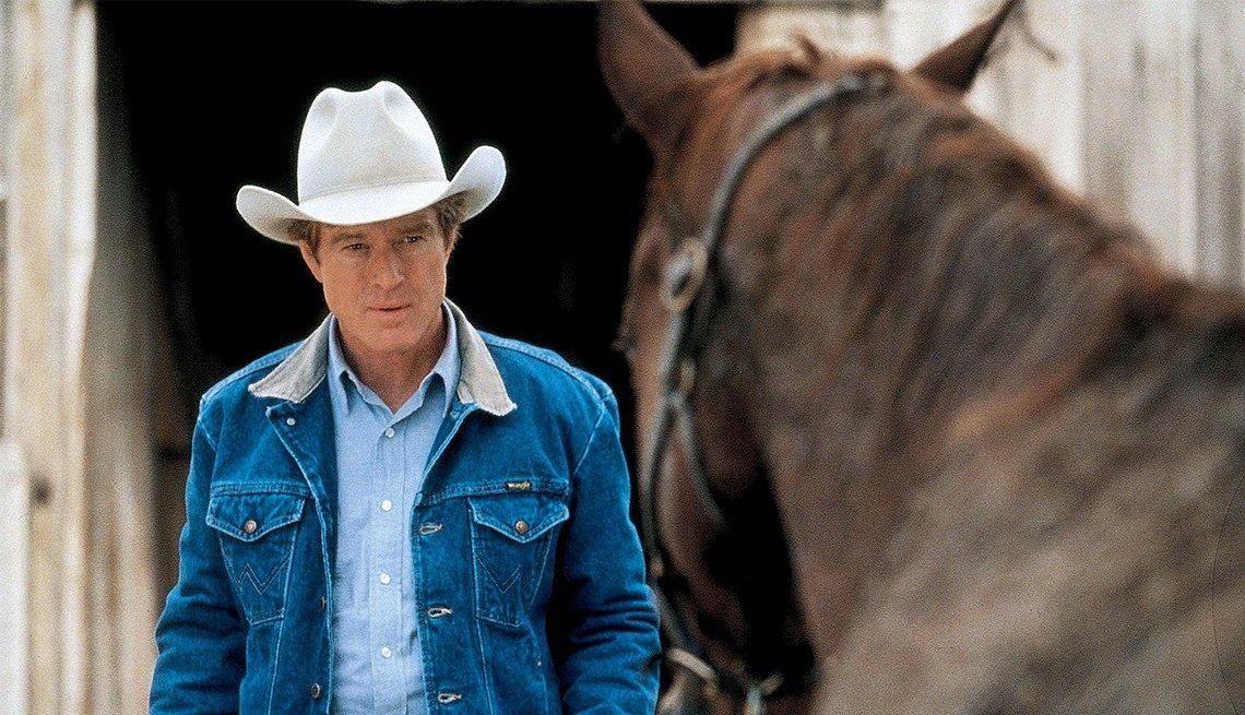 Robert Redford, The Horse Whisperer (1998)