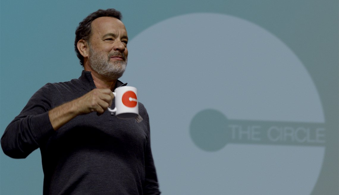 Tom Hanks in 'The Circle'
