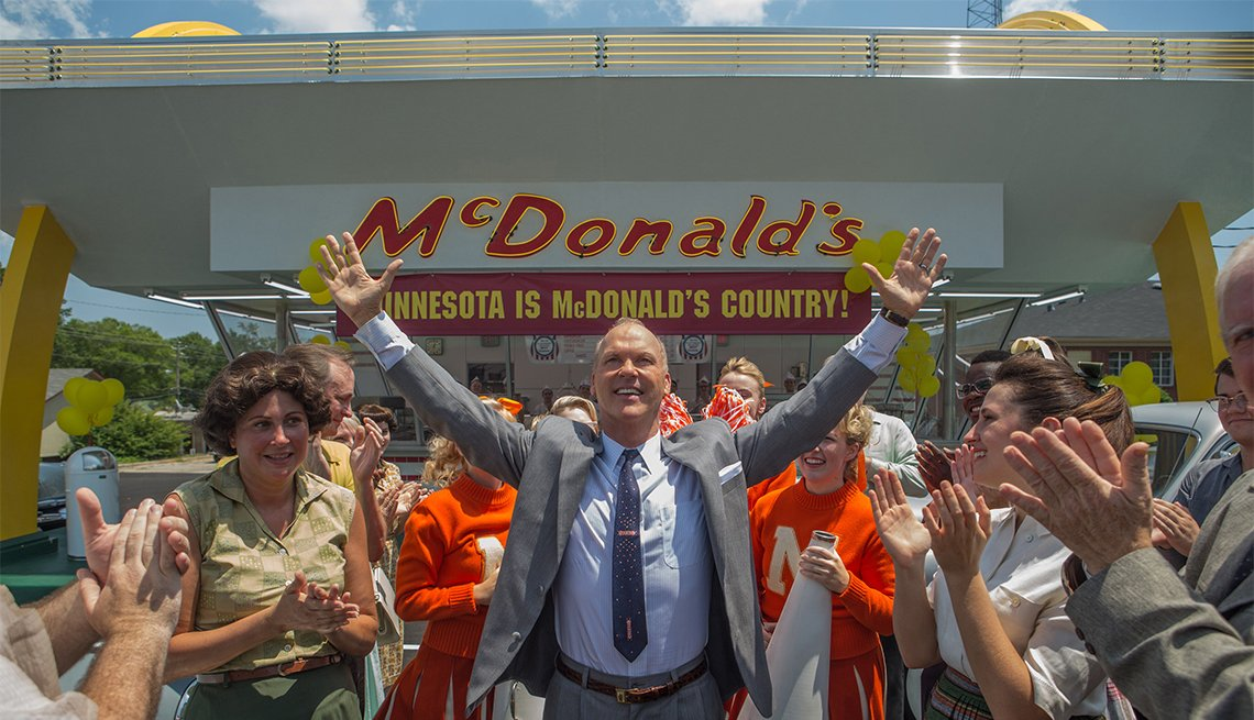 Michael Keaton in 'The Founder'