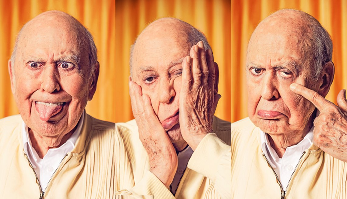 A Conversation with Carl Reiner