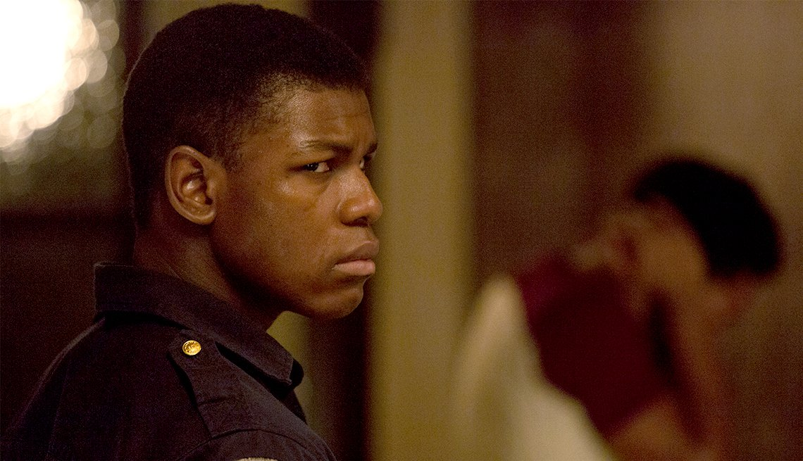 John Boyega in 'Detroit'
