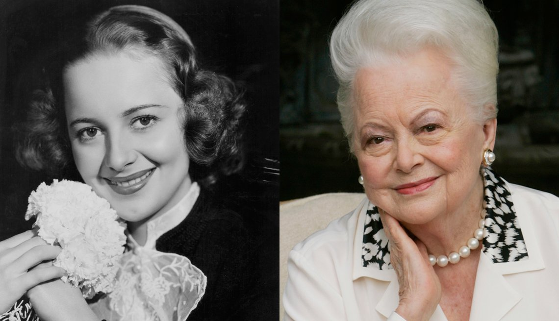 Olivia de Havilland turns 101