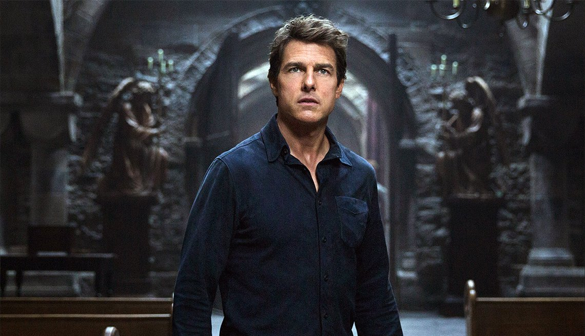 Tom Cruise in 'The Mummy'