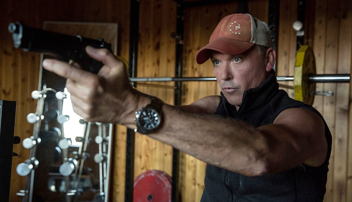 Michael Keaton in 'American Assassin'