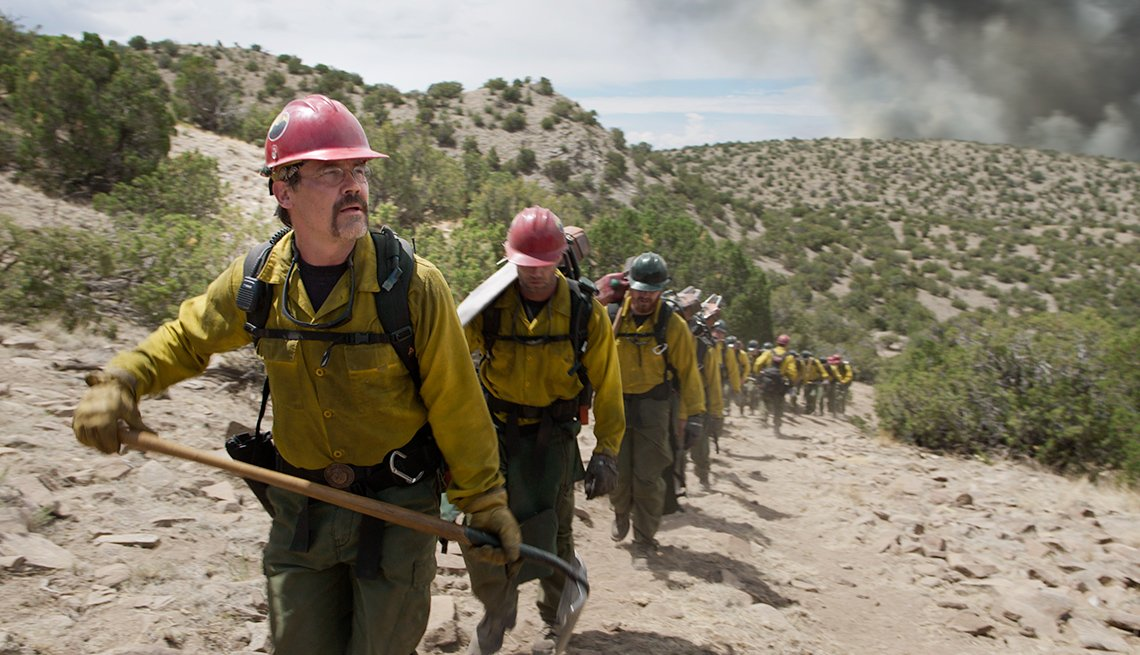 Josh Brolin in 'Only the Brave'