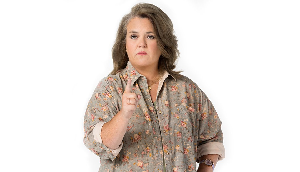 Rosie O'Donnell as Tutu in SMILF