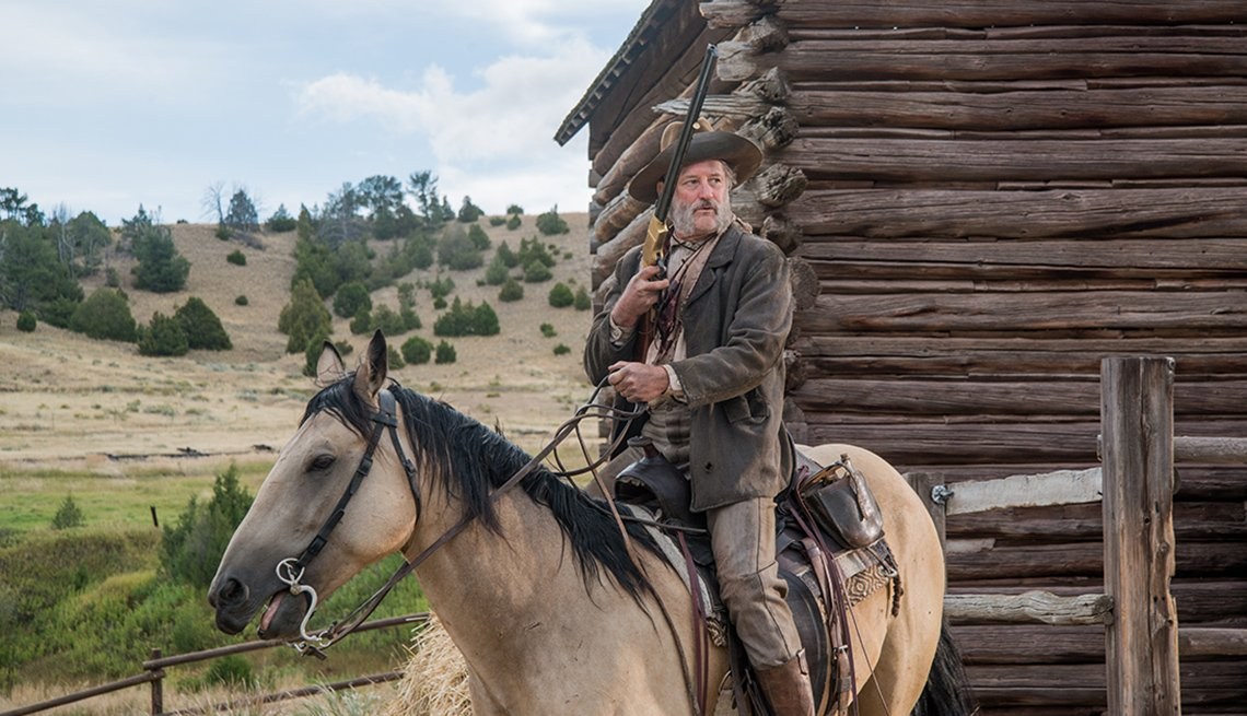 Bill Pullman in 'The Ballad of Lefty Brown'