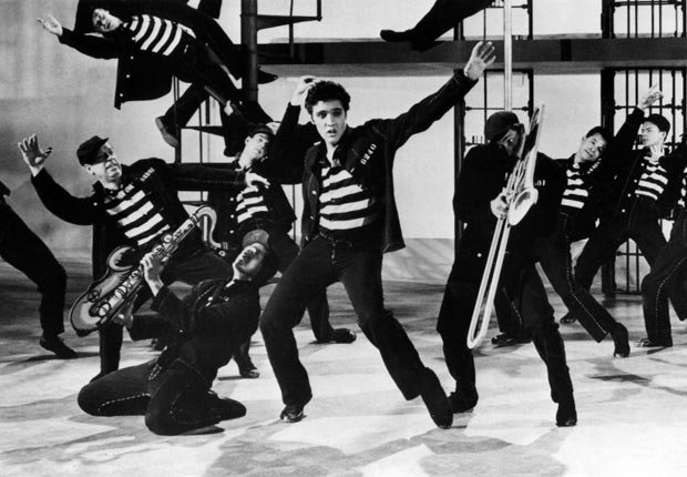 Jailhouse Rock by Elvis Presley, 1957 (Redferns/Getty Images)