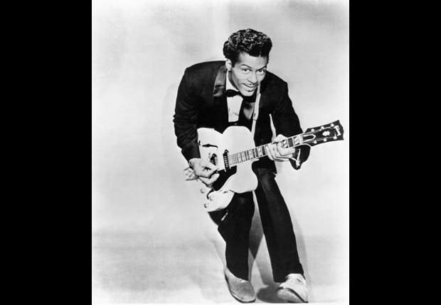 Rock Roll Stars Led Zeppelin beatles rolling stones beach boys chuck berry elvis bill haley little richard jerry lee lewis buddy holly everly brothers classic slideshow (Gilles Petard/Redferns/Getty Images)