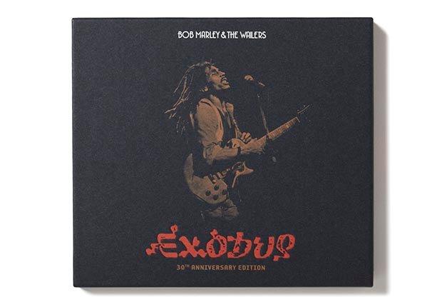 Bob Marley Exodus (Ted Morrison)