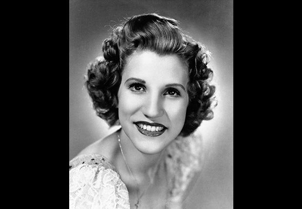 Patty Andrews, Obits 2013: Musicians (AP Images)
