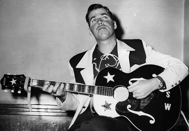 Slim Whitman, Obits 2013: Musicians (Getty Images)