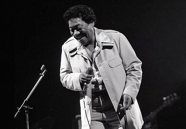 Bobby Blue Bland, Obits 2013: Newsmakers (Chuck Pulin/Splash News/Corbis)