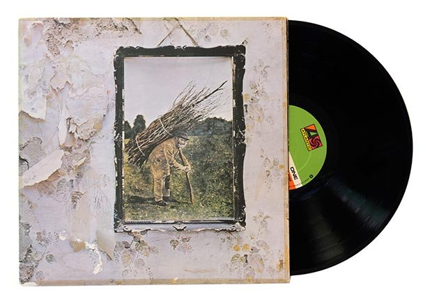 top ten boomer albums songs band bands best cds all time selling baby beatles dylan bob carole king tapestry sgt pepper marvin gaye goin on zeppelin led iv rolling stones exile main street stevie wonder innervisions eagles greatest hits slideshow (CBW / Alamy)