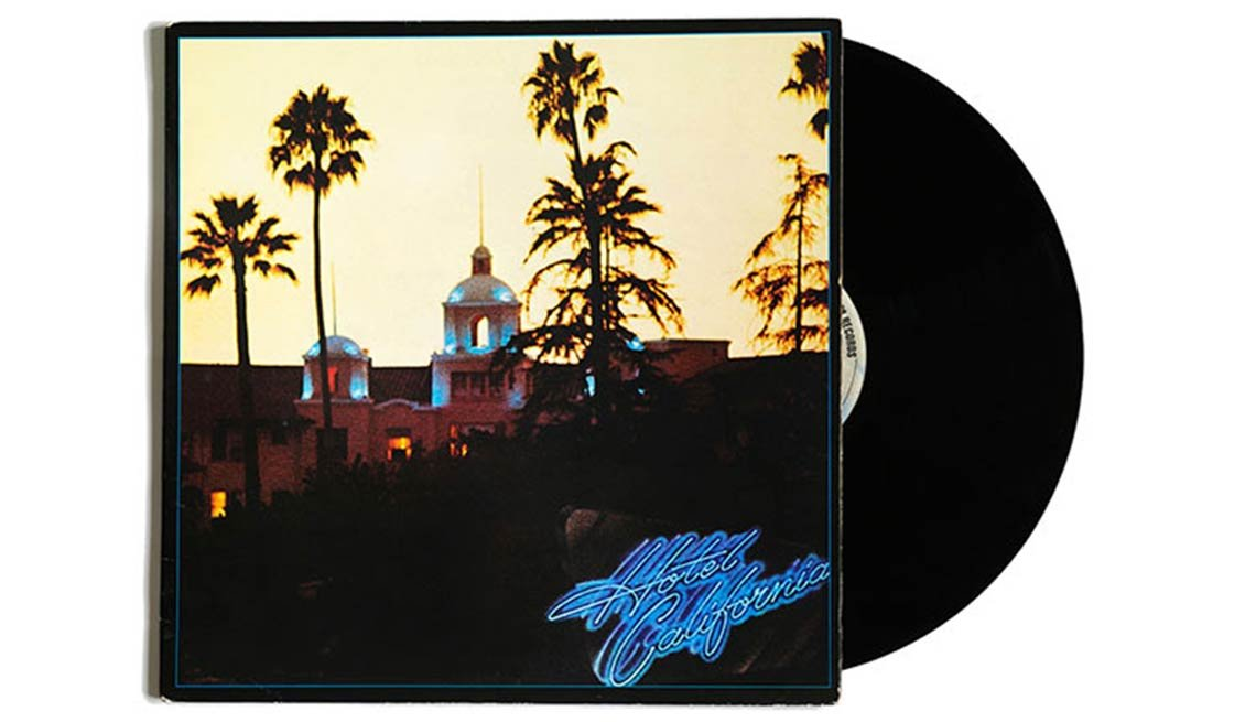 The Eagles, Hotel California Album, Boomer's Top 10 Albums Poll
