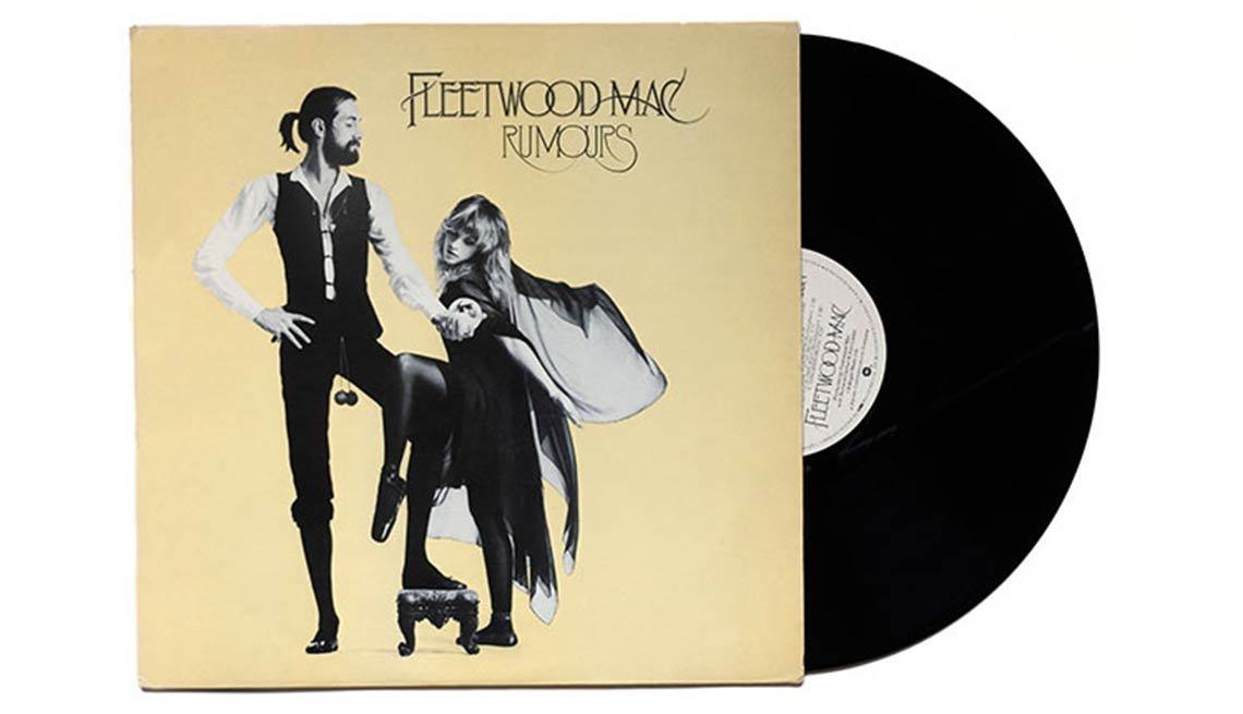 Fleetwood Mac Rumours album