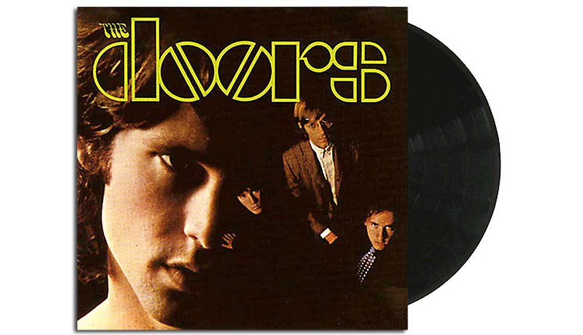 The Doors, Music Album, Boomer's Top 10 Albums Poll