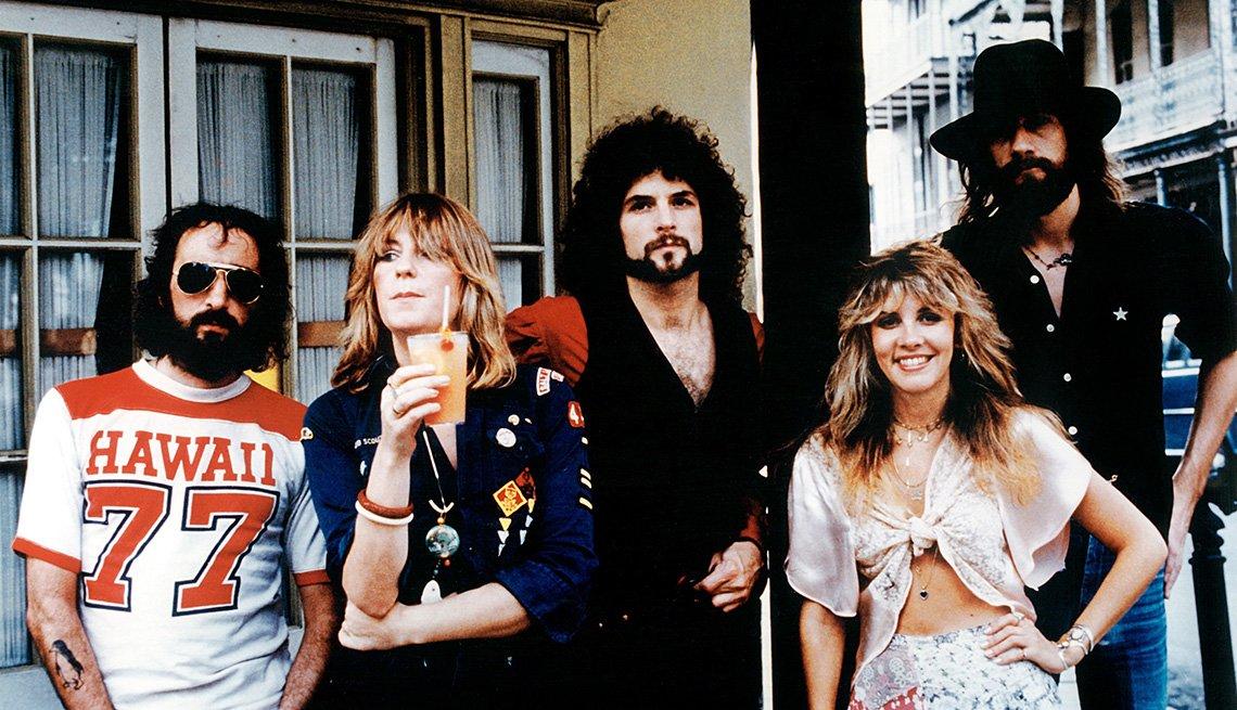 Fleetwood Mac, Musicians, Singers, Band, Boomer Generation Soundtrack