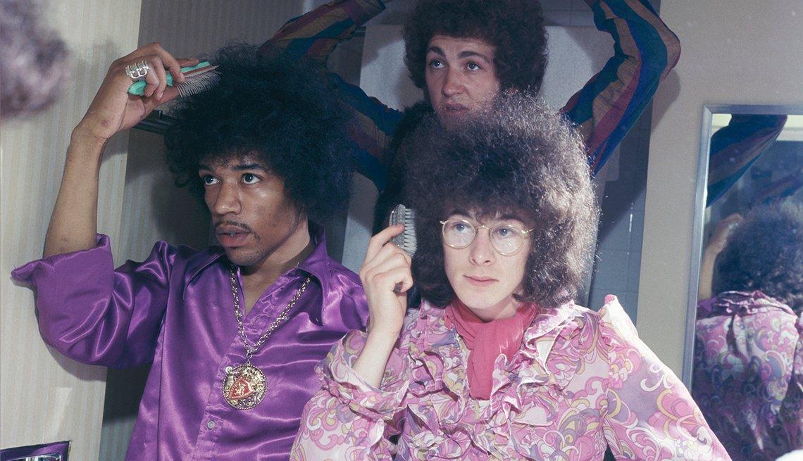 Jimi Hendrix, Singer, Musician, Boomer Generation Soundtrack