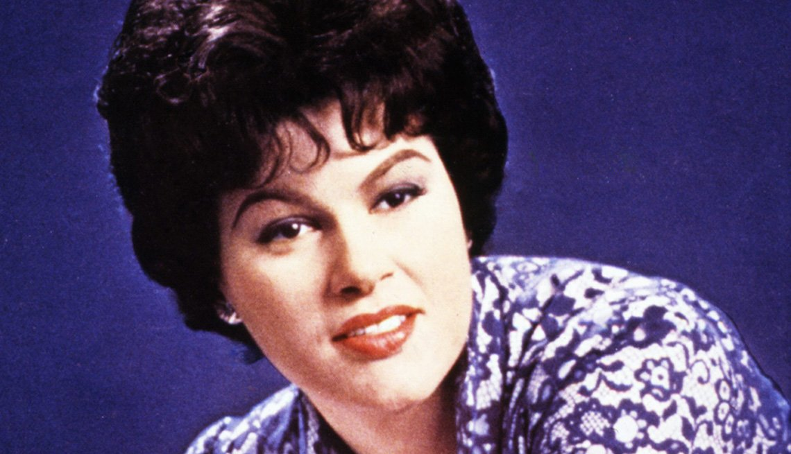 Patsy Cline, Singer, Portrait, Boomers Generation Soundtrack