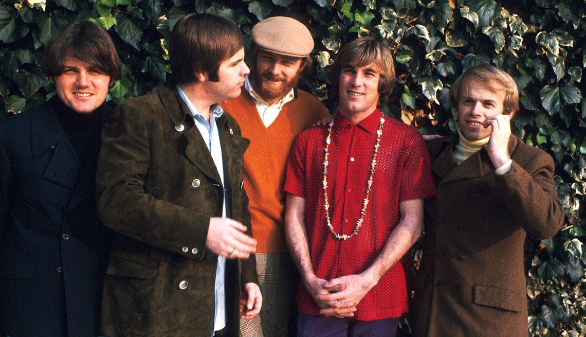 The Beach Boys, Singers, Musicians, Band, Portrait, Boomer Generation Soundtrack
