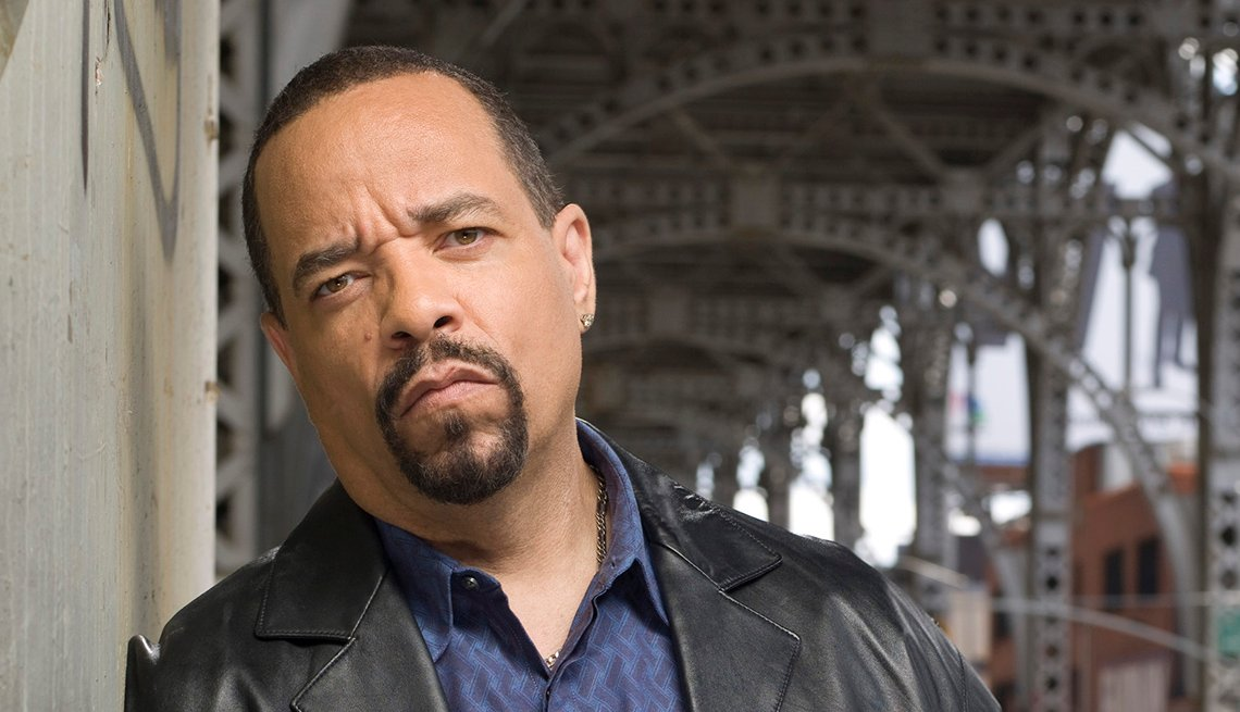 Ice-T, Rapper, Portrait, Actor, Hip Hop Boomers