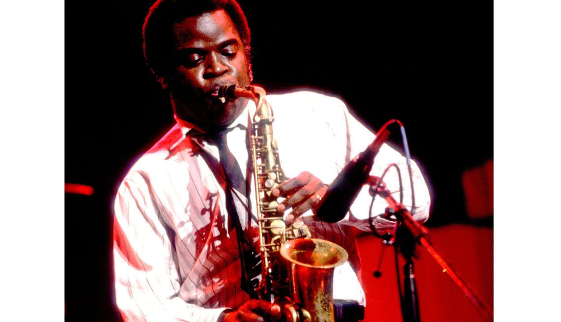 Maceo Parker, Performance, On Stage, Musician, Alto Saxophone, Stars Who Made James Brown A Star