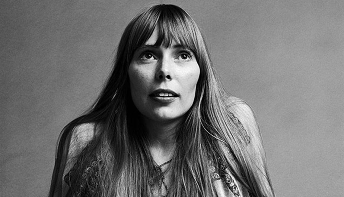 Joni Mitchell, Singer, Musician, Portrait, 10 Things You Didn't Know About Rick James