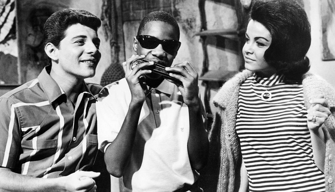 Frankie Avalon, Stevie Wonder, Annette Funicello, Actor, Actress, Singer, Musician, Boomers Guide To Surfer Music