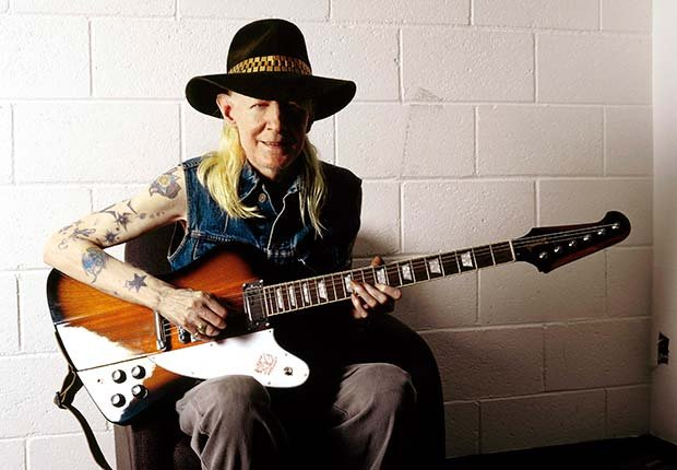Johnny Winter: 2014 Fall Music Preview