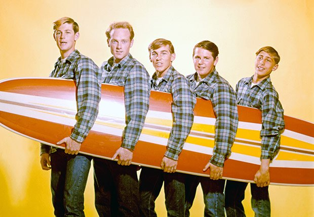 The Beach Boys. A Boomer's Guide to Surf Music