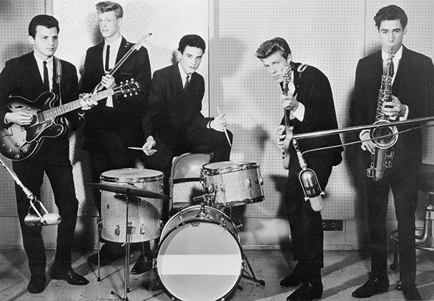 The Marketts. A Boomer's Guide to Surf Music
