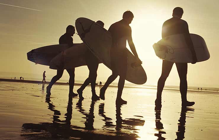 A Boomer's Guide to Surf Music