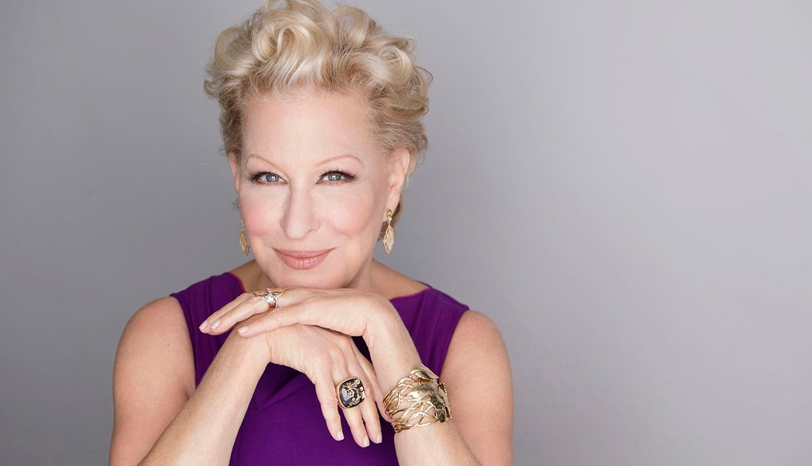 Bette Midler, Singer, Portrait, Best Albums Of 2014