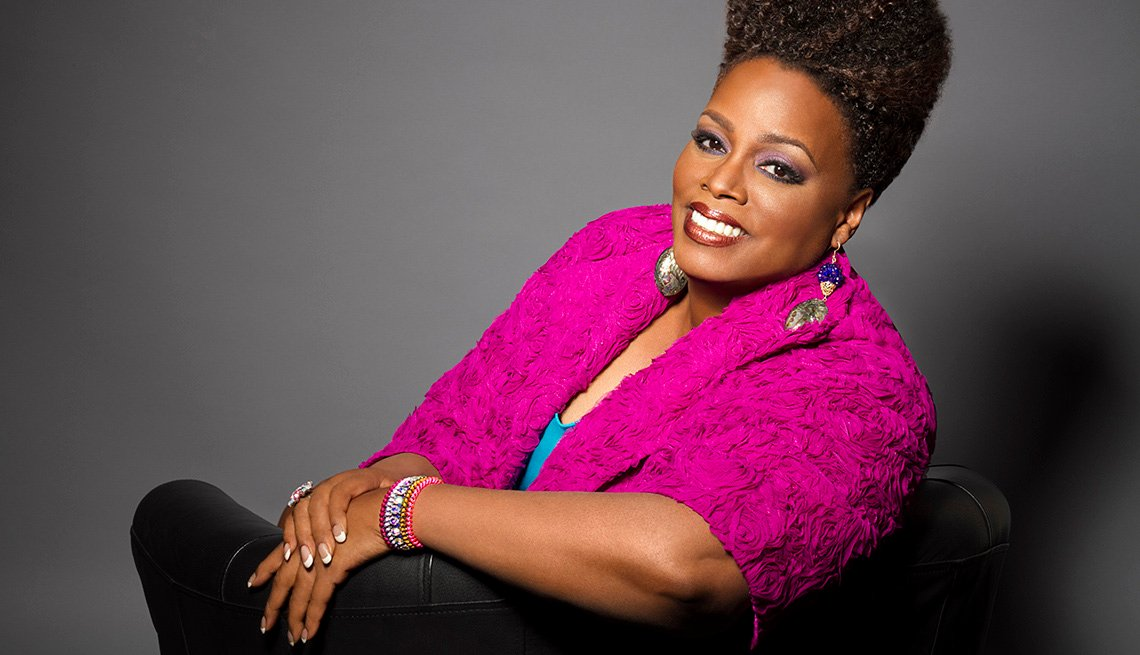 Dianne Reeves, Portrait, Singer, Jazz, Best Albums Of 2014
