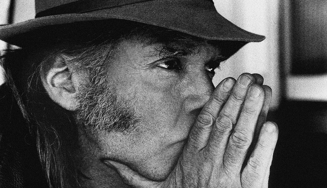 Neil Young, Singer, Musician, Portrait, Best Albums Of 2014