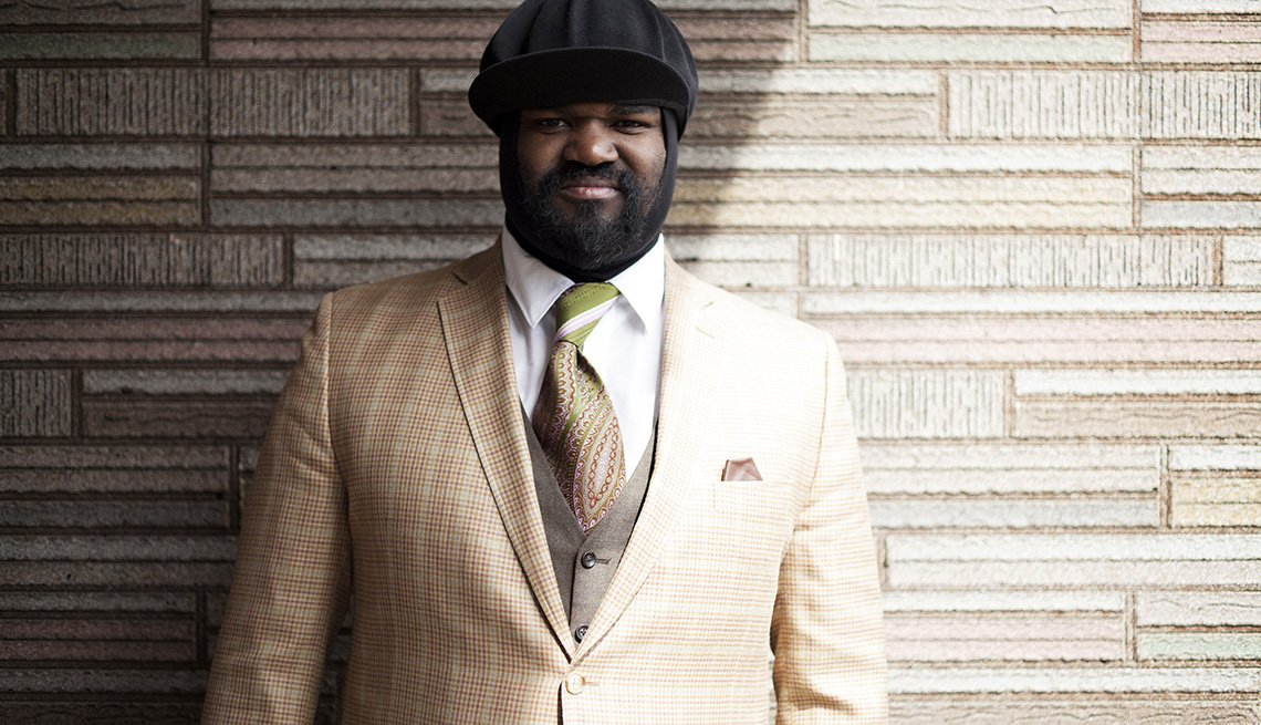 Musician Gregory Porter, Portrait, Best Albums Of 2014