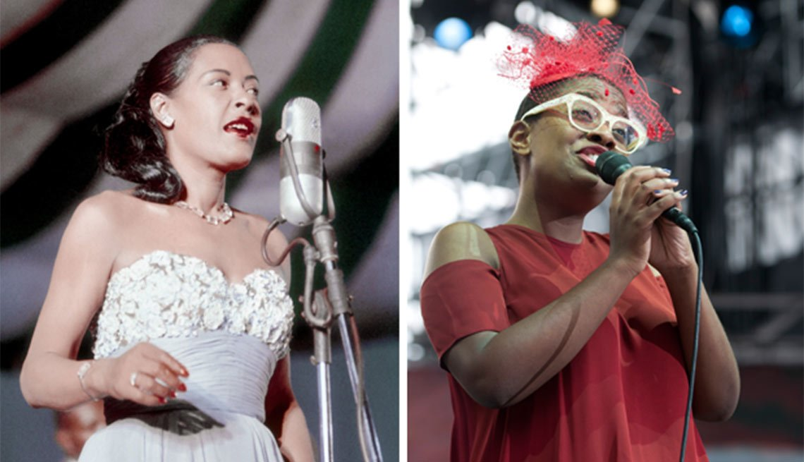 Bridging the Music Gap, Billie Holiday/Cécile McLorin Salvant