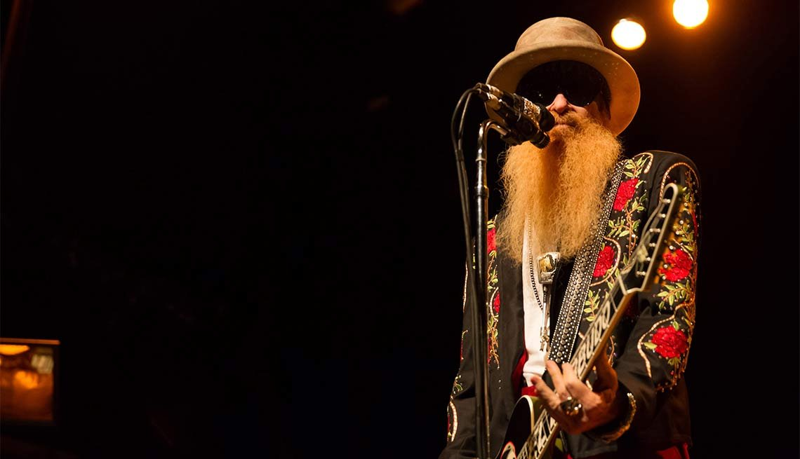 Billy Gibbons and the BFGs, Perfectamundo