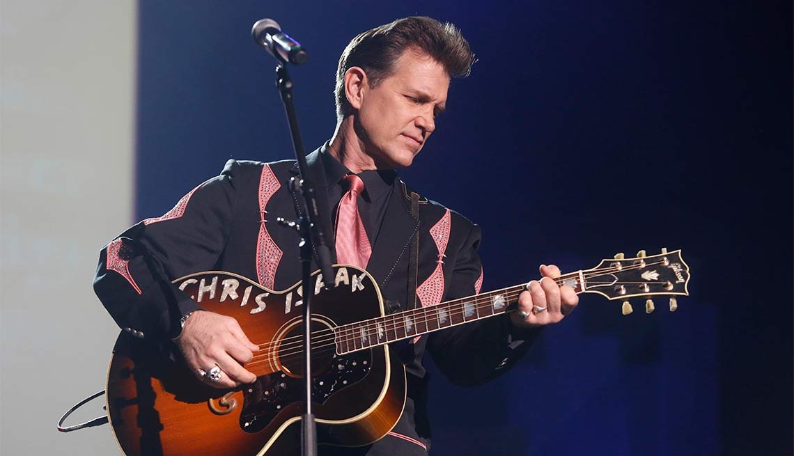 Chris Isaak, First Comes the Night
