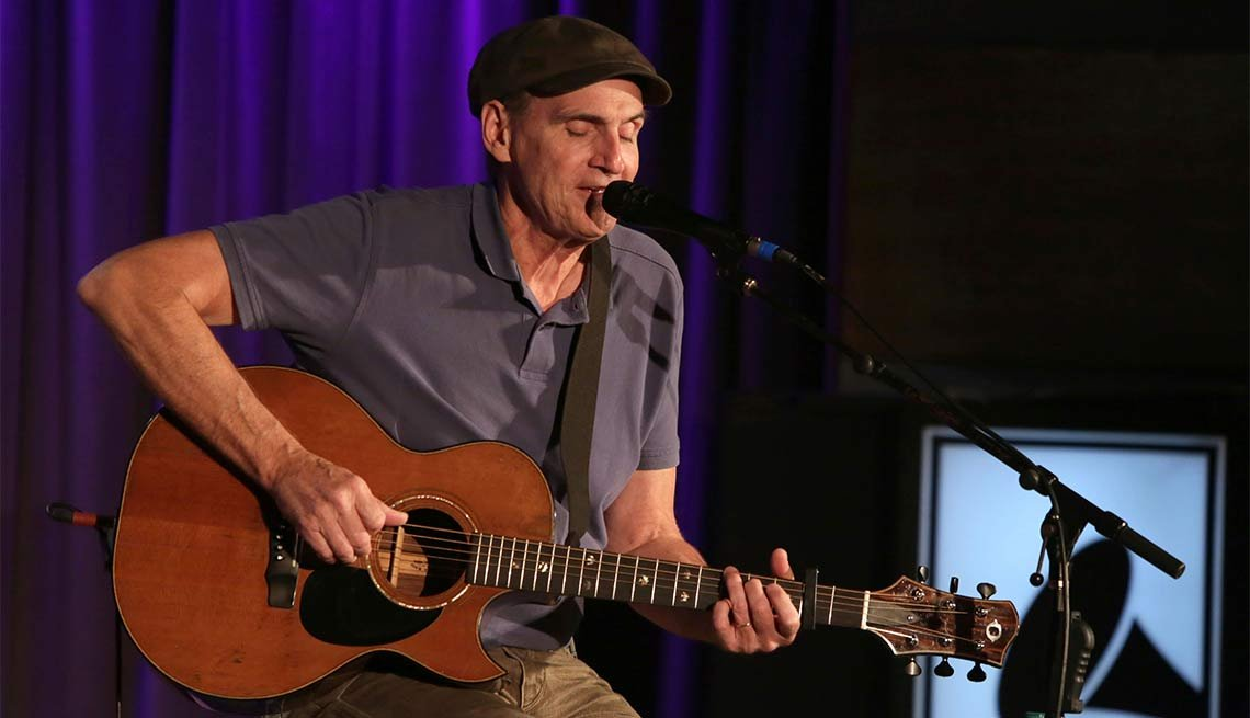 James Taylor, Before This World