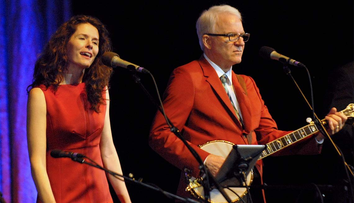 Steve Martin and Edie Brickell, So Familiar