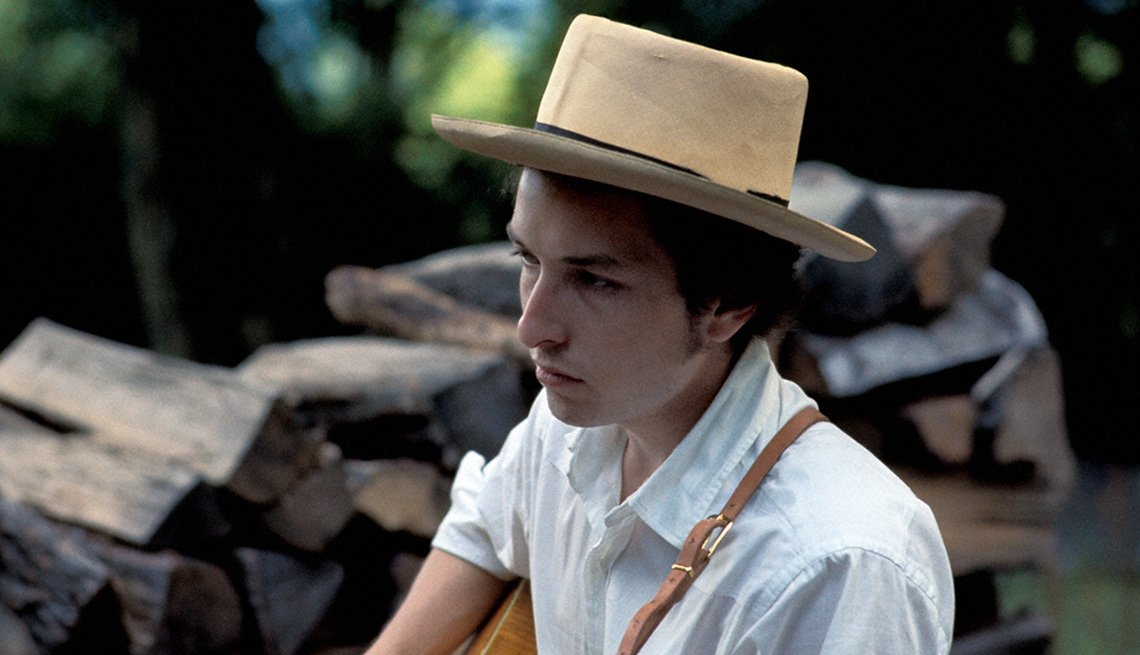 Panama Hat, Fashion, Portrait, Guitar, Musician, Bob Dylan, Hats, Mad Hatter