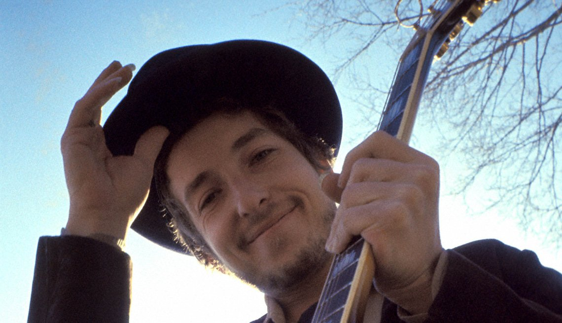 Rustic Dandy, Hat, Fashion, Bob Dylan, Musician, Guitar, Portrait, Mad Hatter